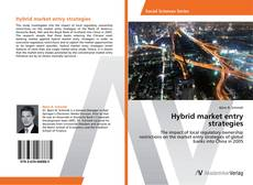 Buchcover von Hybrid market entry strategies