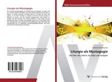 Bookcover of Liturgie als Mystagogie