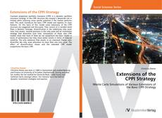 Bookcover of Extensions of the  CPPI Strategy