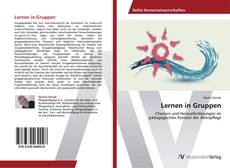 Bookcover of Lernen in Gruppen