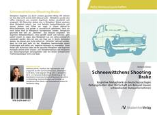 Buchcover von Schneewittchens Shooting Brake