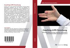 Bookcover of Coaching trifft Forschung