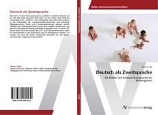 Couverture de Deutsch als Zweitsprache