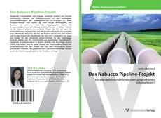 Copertina di Das Nabucco Pipeline-Projekt