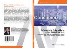 Bookcover of Erfolgreiche Entwicklung eines Exportmarktes