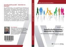 Gesellschaftswandel - Identität im Wandel?的封面