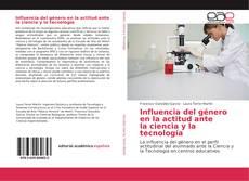 Copertina di Influencia del género en la actitud ante la ciencia y la tecnología