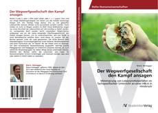 Borítókép a  Der Wegwerfgesellschaft den Kampf ansagen - hoz
