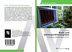 Bookcover of Kraft- und Schwerpunktmesssystem