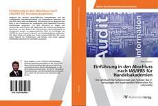Buchcover von Einführung in den Abschluss nach IAS/IFRS für Handelsakademien
