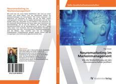 Capa do livro de Neuromarketing im Markenmanagement