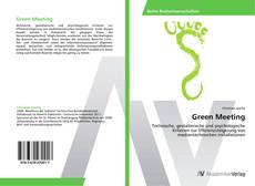 Couverture de Green Meeting