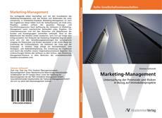 Buchcover von Marketing-Management