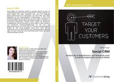 Buchcover von Social CRM