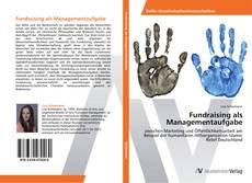 Fundraising als Managementaufgabe kitap kapağı
