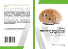 Обложка Modulation der Expression des Agouti-Gens