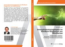 Bookcover of Innovationsmanagement im Klinikum Klagenfurt am Wörthersee