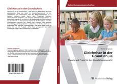 Bookcover of Gleichnisse in der Grundschule