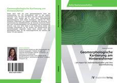 Portada del libro de Geomorphologische Kartierung am Hintereisferner