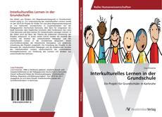 Bookcover of Interkulturelles Lernen in der Grundschule