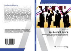 Borítókép a  Das Benford-Gesetz - hoz