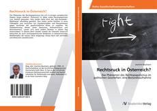 Rechtsruck in Österreich?的封面
