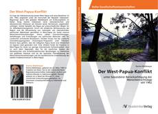 Bookcover of Der West-Papua-Konflikt