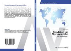 Buchcover von Simulation von Alterspyramiden