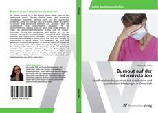 Burnout auf der Intensivstation kitap kapağı