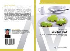 Capa do livro de Schulfach Glück
