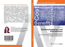 Bookcover of Risikomanagement und Kapitalkosten