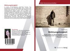 Wohnungslosigkeit kitap kapağı