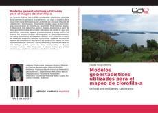 Modelos geoestadísticos utilizados para el mapeo de clorofila-a