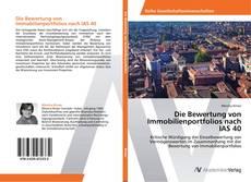Borítókép a  Die Bewertung von Immobilienportfolios nach IAS 40 - hoz