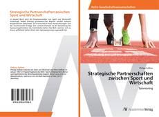 Bookcover of Strategische Partnerschaften zwischen Sport und Wirtschaft