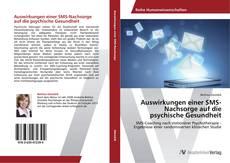 Bookcover of Auswirkungen einer SMS-Nachsorge auf die psychische Gesundheit