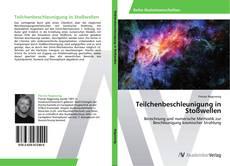 Bookcover of Teilchenbeschleunigung in Stoßwellen