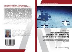 Buchcover von Perspektivwechsel: Experten aus Erfahrung lehren in der Berufsbildung