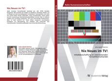 Copertina di Nix Neues im TV!