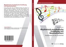 Couverture de Rhythmisch-musikalische Erziehung mit Boomwhackers