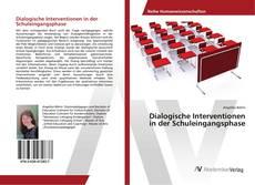 Couverture de Dialogische Interventionen in der Schuleingangsphase