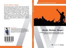 Buchcover von Musik, Marken, Magie!