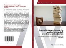 Обложка Kompetenzerweiterung im Verkaufsgespräch  durch situiertes Lernen