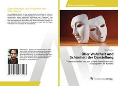 Buchcover von Über Wahrheit und Schönheit der Darstellung