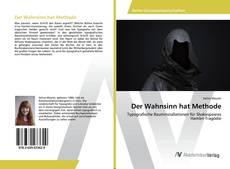 Capa do livro de Der Wahnsinn hat Methode