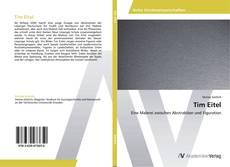 Tim Eitel kitap kapağı