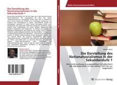 Copertina di Die Darstellung des Nationalsozialismus in der Sekundarstufe 1