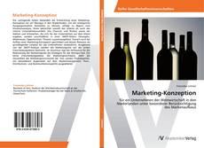 Capa do livro de Marketing-Konzeption