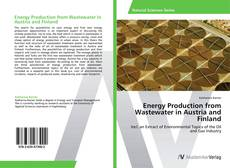 Bookcover of Energy Production from Wastewater in Austria and Finland