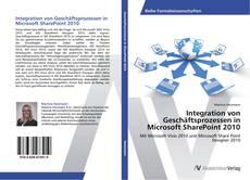 Copertina di Integration von Geschäftsprozessen in Microsoft SharePoint 2010